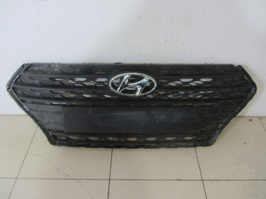 Решетка радиатора Hyundai