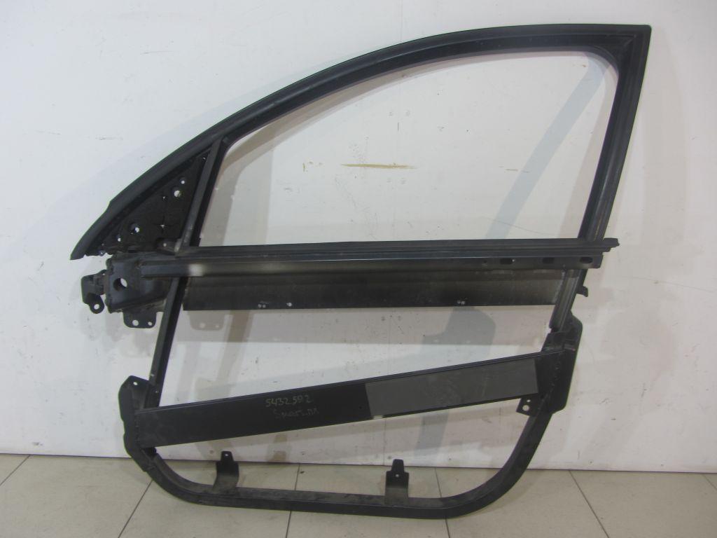 Рамка стекла передней левой двери Smart