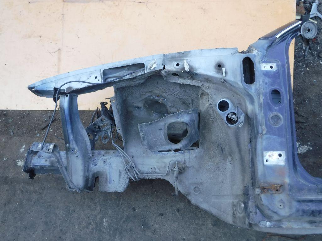 Лонжерон передний левый Audi