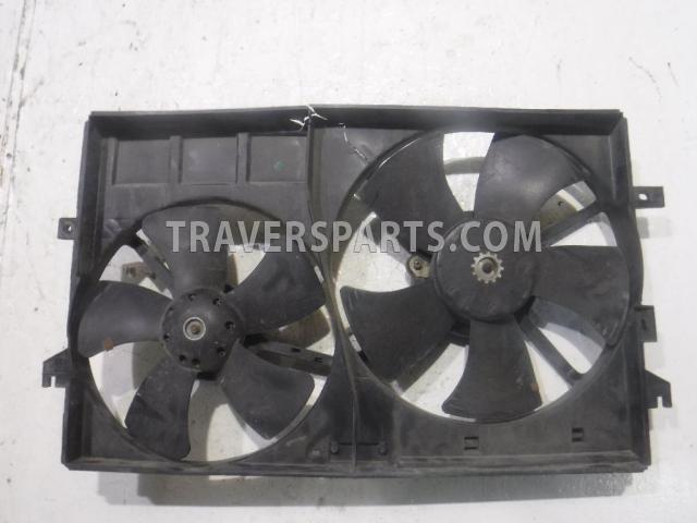 Вентилятор радиатора Geely