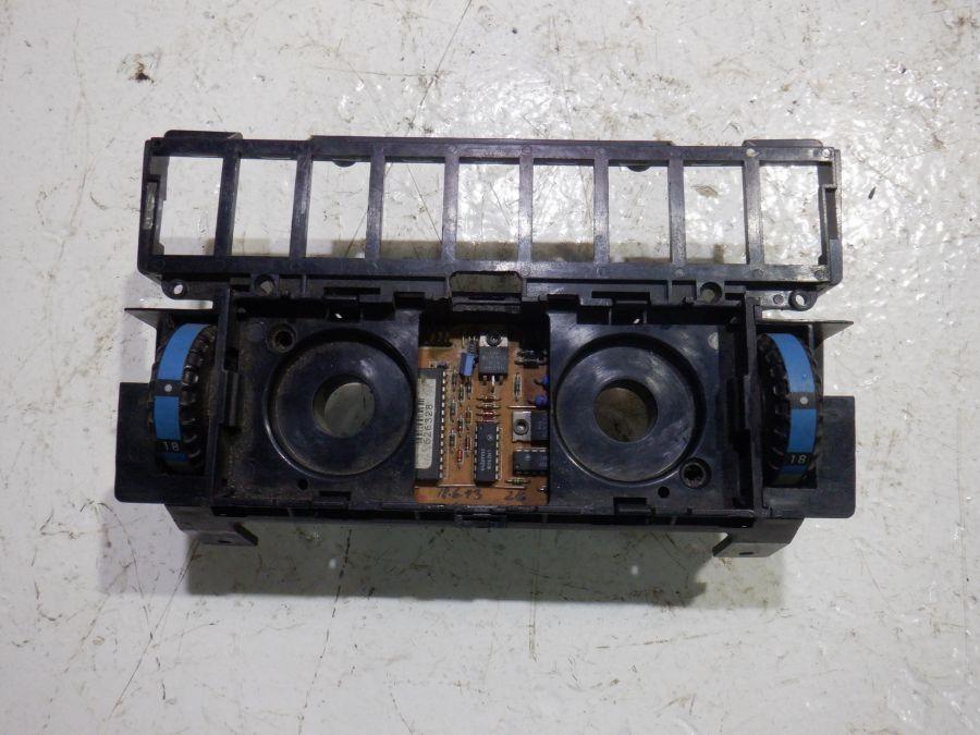 Блок управления печкой Mercedes