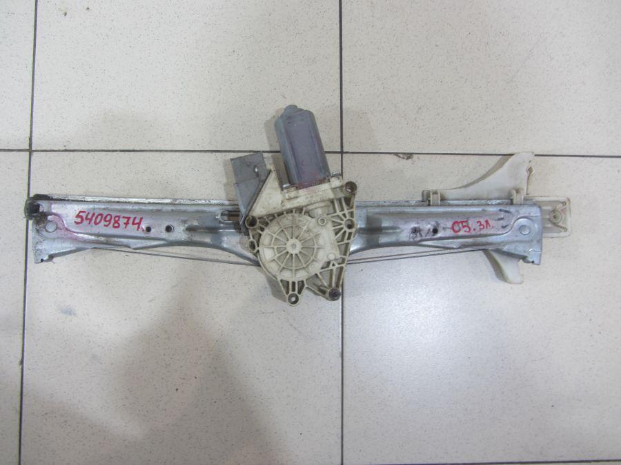 Стеклоподъемник электрический задний левый Citroen
