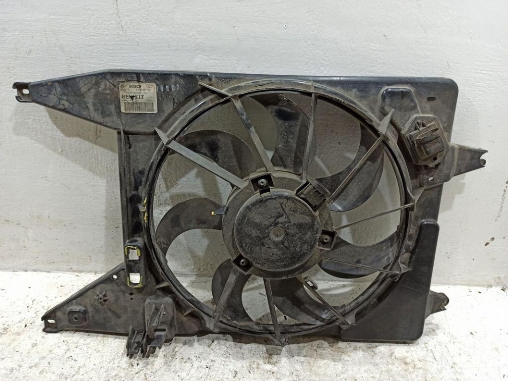 Вентилятор радиатора Renault