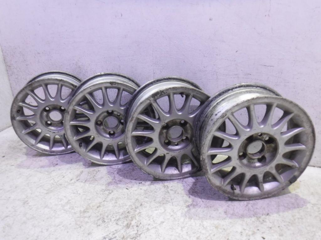 Диски литые комплект Saab