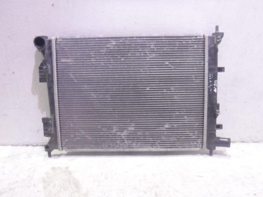 Радиатор основной Kia