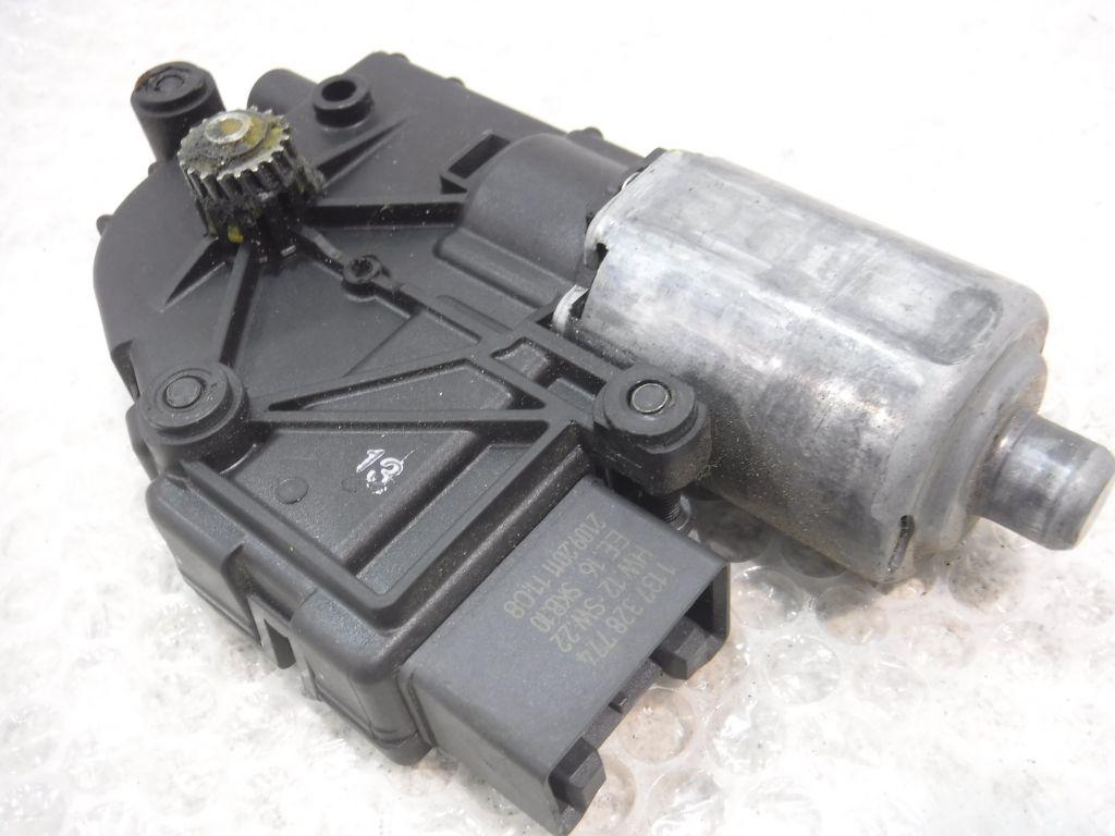 Моторчик люка Audi