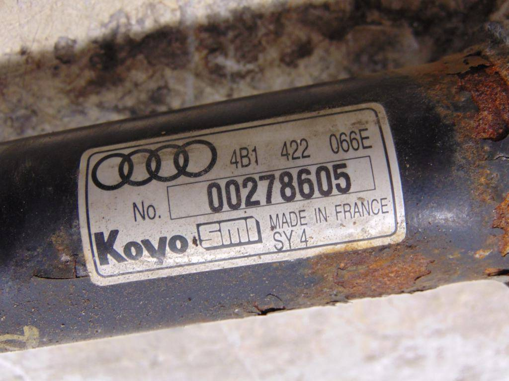 Рулевая рейка 4B1422052DX Audi A6 C5