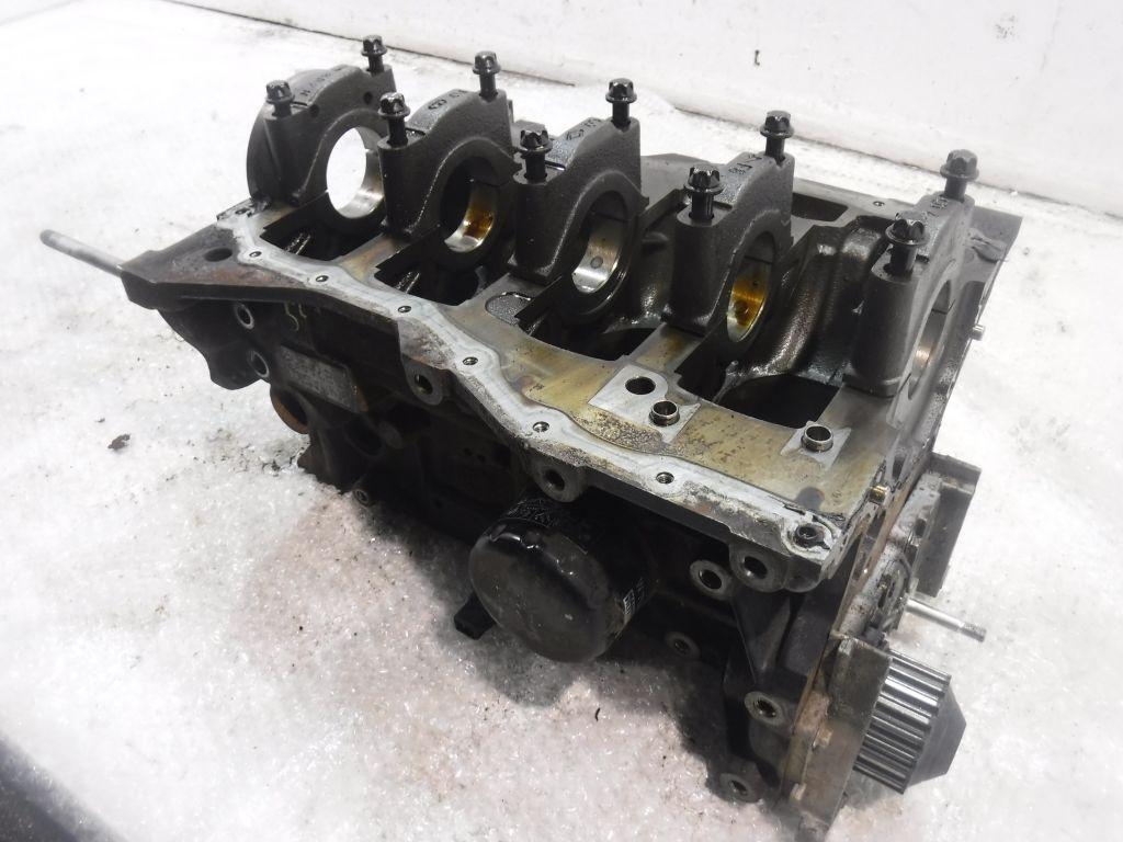 Блок двигателя Renault