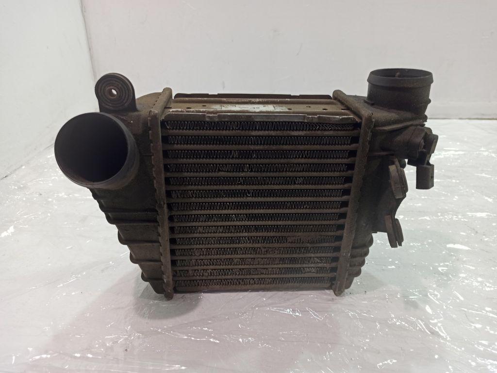 Радиатор охлаждения турбины (интеркулер) Skoda