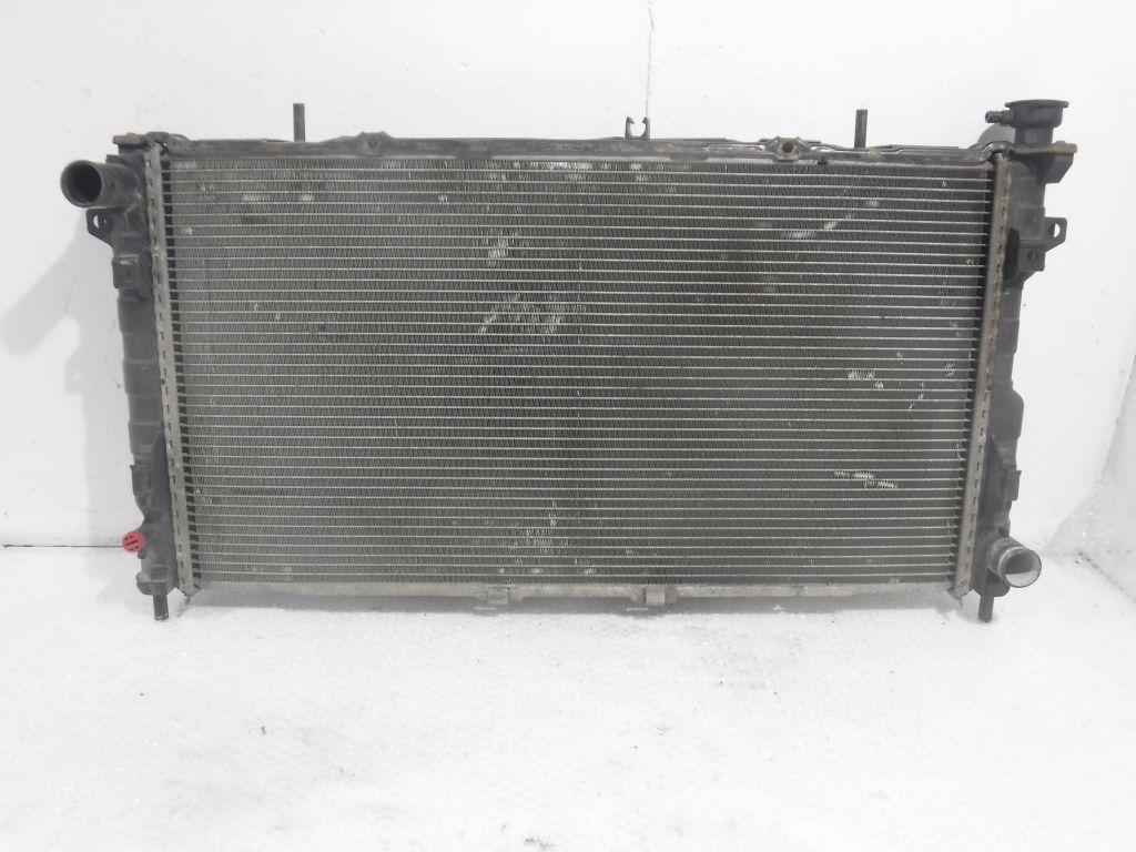 Радиатор основной Dodge