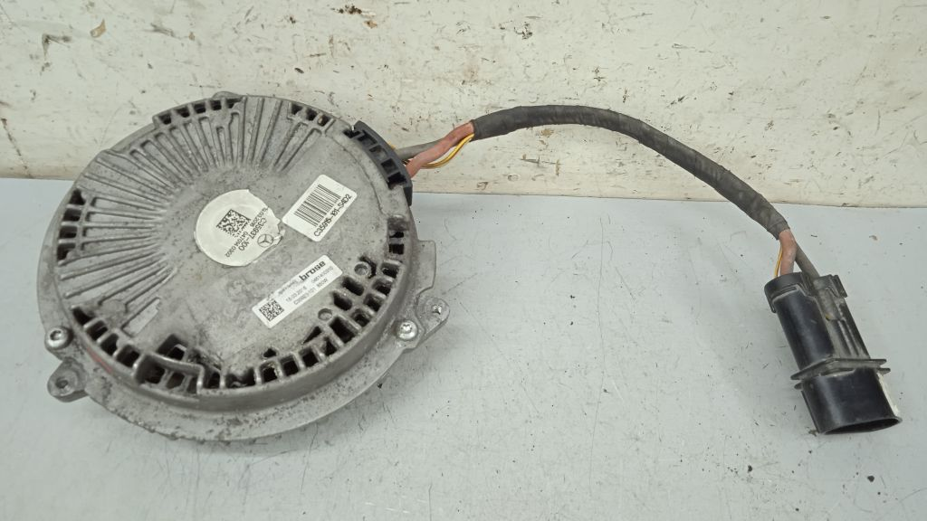Моторчик вентилятора Mercedes