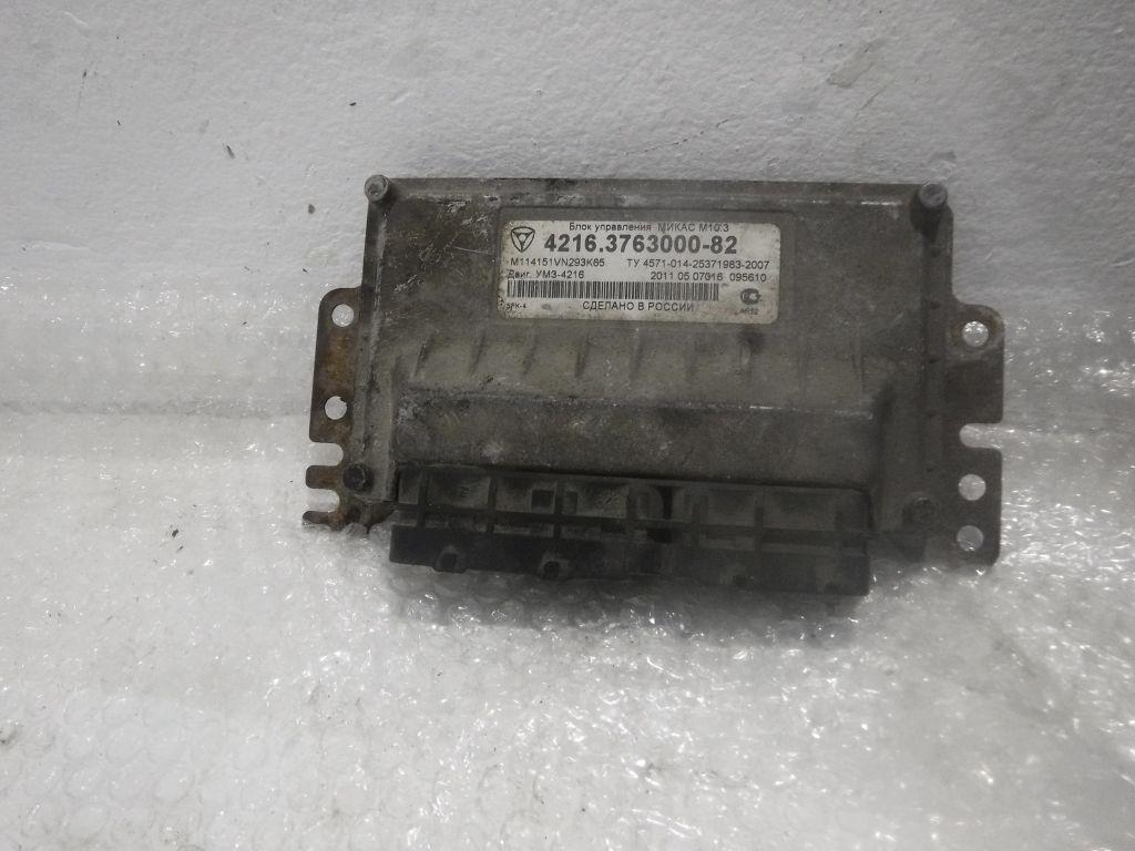 Блок управления двигателем GAZ