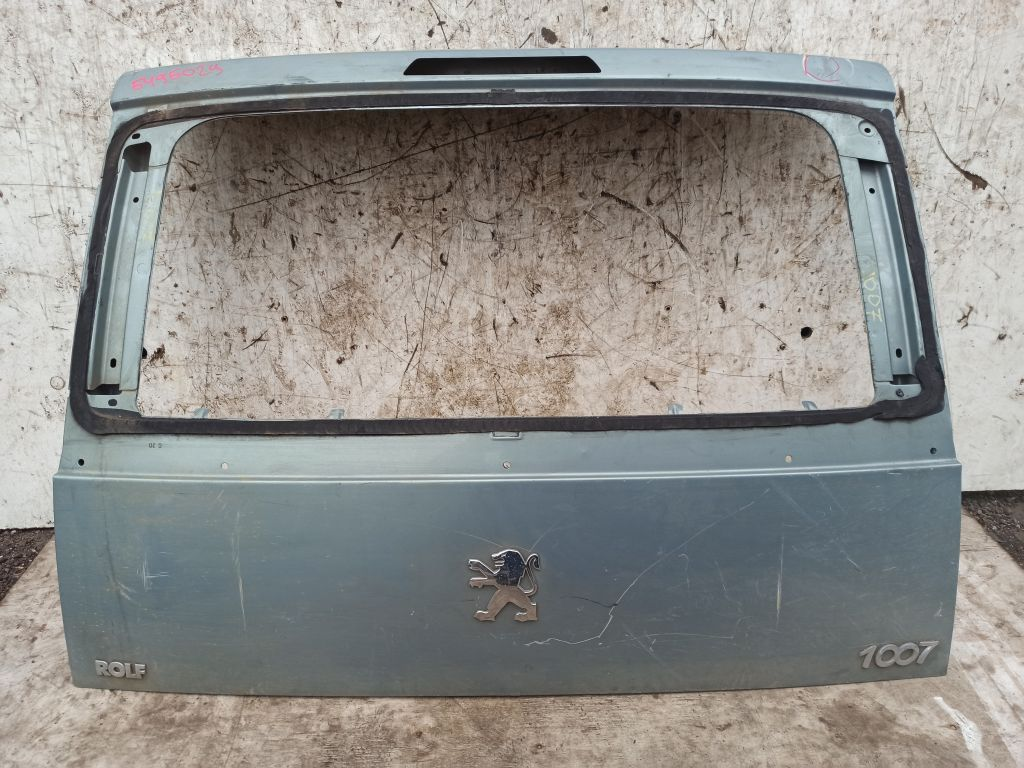 Дверь багажника Peugeot